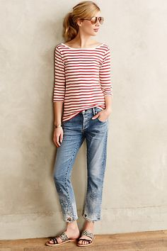 Citizens of Humanity Emerson Boyfriend Jeans - anthropologie.com
