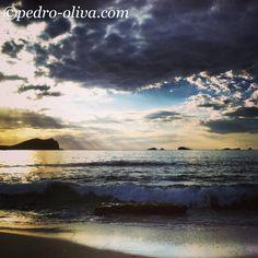 #calacomte #calaconte #sunsetashram #ibiza #ibizabeach #ibizaplaya #sunset #pedroolivaibiza
