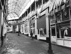 The sadly long-gone Handyside Arcade near Haymarket (Newcastle upon Tyne) - been & seen last around 1981.