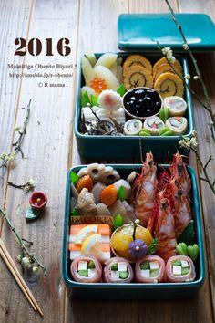 2016おせち。 の画像|あ~るママオフィシャルブログ「毎日がお弁当日和♪」Powered by Ameba