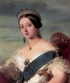 Queen Victoria-Alexandrina Victoria. Born 5-24-1819 @ Kensington Palace. Daughter of Edward, Duke of Kent. Granddaughter of George III. Great-great grandmother of Queen Elizabeth II. Queen from 6-20-1837 thru 1-22-1901. Longest of any British monarch to date and the longest of any female monarch in history. Succeeded by: her son Edward VII