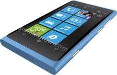 nokia windows phone 7. Not gonna lie, this is hot.
