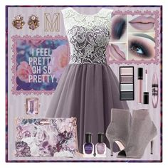 """I feel pretty oh so pretty"" by summer-marin ❤ liked on Polyvore featuring Graham & Brown, Trademark Fine Art, Jamie Joseph, Ted Baker, Lancôme, Clé de Peau Beauté, Maybelline, Deborah Lippmann and Nina"