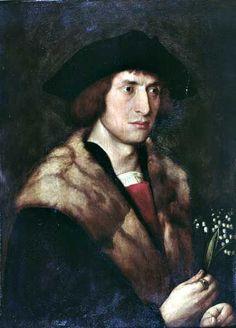 Nicolas Copernic - (École allemande, XVè-XVIè) © Bibliothèque de l'Observatoire…