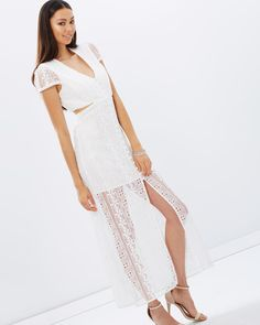 Daisy Lace Dress by Bardot Online | THE ICONIC | Australia