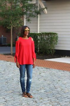 Here is a simple look for Fall Style and Winter Style!