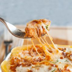 The Kitchn: Lasagna-Stuffed Spaghetti Squash « ArcaMax Publishing