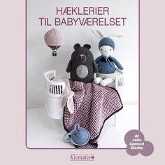 Hæklerier til babyværelset