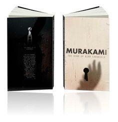 Ryan Muriel Level 4 BA (Hons) Graphic Design and Illustration   #bookcover 'book #murakami #keyhole