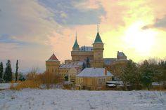 Bojnice Castle, Slovakia (by johan.pipet)