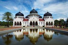 Yudi: masjid popular diaceh