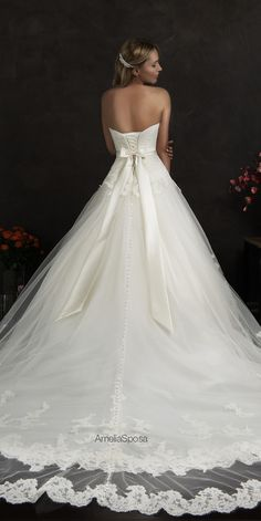 Amelia Sposa 2015 Wedding Dress - Brigit