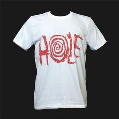 HOLE COURTNEY LOVE GRUNGE PUNK ROCK T-SHIRT UNISEX MEDIUM M | eBay