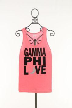 Gamma Phi love