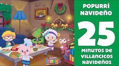 Popurri de Villancicos Navideños - Mundo Lanugo | Christmas Music in Spa...