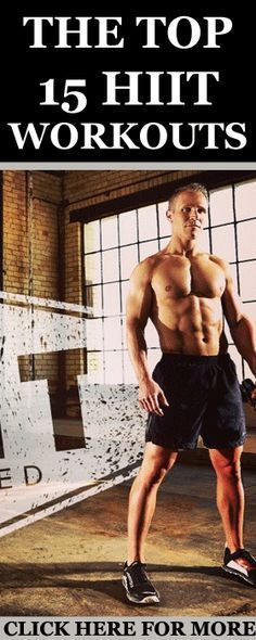 Top 15 High Intensity Interval Workouts You Need To Try