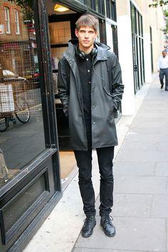 Total Black #streetstyle