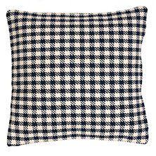 Kess InHouse Just L No Yard Purp Lavender Vector 23 x 23 Square Floor Pillow