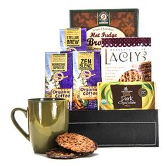 Welcome to Peace of Mind Baskets and Gift Shop! Champagne Gift Baskets, Tea Gift Baskets, Gourmet Gift Baskets, Fathers Day Baskets, Almond Toffee, Fruit Gifts, Tea Gifts, Hot Fudge, Blended Coffee