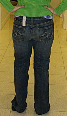 """Mom Jeans and the Dreaded """"Long Butt"""" - very funny (and helpful) blog about how to pick the right pair of jeans.  I have to go shopping now."""