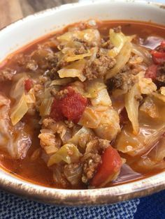 "TweetEmail TweetEmail Share the post ""Keto/Low Carb Unstuffed Cabbage Roll Soup {Instant Pot or Crock Pot}"" FacebookPinterestTwitterEmail Although, I am usually home all day most days Tuesdays is our homeschool community day. After being gone all day, I need quick dinners, which usually means crock pot meals or putting my Instant Pot to work. Sincecontinue reading..."