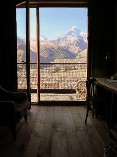Rooms Hotel Kazbegi (Stepantsminda, Georgia) - Lodge Reviews - TripAdvisor