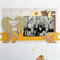 A Project by TessaB from our Scrapbooking Gallery originally submitted 11/19/12 at 09:32 PM