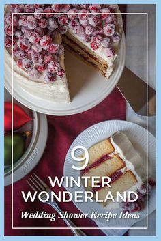 A gourmet spread for a winter-themed wedding shower is easy to execute with these 9 tried-and-true recipes.