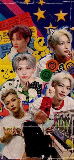 80s Posters, Kpop Posters, Wallpapers Kpop, Cute Wallpapers, Savage Kids, Bts Concept Photo, Baby Squirrel, Nct, Felix Stray Kids