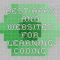 Best apps and websites for learning coding