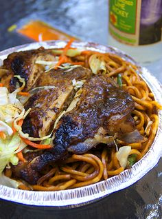 Chinese-Jamaican Food in Brooklyn: De Bamboo Express - Appetite for China