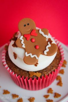 Gingerbread Boy*