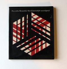 Pico della Mirandola - Over Menselijke Waardigheid, design Karel Martens / 1968