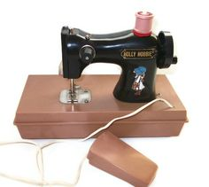 Vintage Holly Hobbie Sewing Machine by RetroClassics on Etsy
