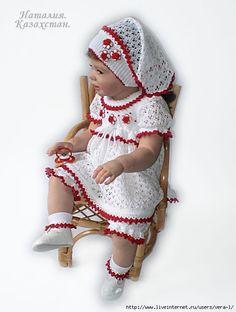image (3) (528x700, 187Kb) My Precious, Rubrics, Frocks, Crochet Baby, Clothes, Image, Babies, Pop, Fashion