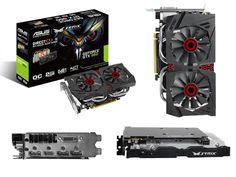 Placa de Video ASUS GeForce® GTX 960 DirectCU II 2GB GDDR5