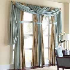Beautiful Tall Curtains Design Ideas For Living Room 03 - Home Decor Ideas 2020 Tall Curtains, Unique Curtains, Colorful Curtains, Hanging Curtains, Curtains For Big Windows, Beautiful Curtains, Custom Drapes, Decorative Curtains, Living Room Decor Curtains