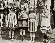 1919-Bathing Beach Parade