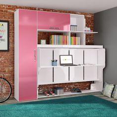 """As camas multifuncionais são as melhores opções para quem tem pouco espaço no quarto. Com este modelo, você pode ter o dormitório e o home office em um só móvel. <span class=""""emoji-outer emoji-sizer""""><span class=""""emoji-inner"""" style=""""background: url(chrome-extension://immhpnclomdloikkpcefncmfgjbkojmh/emoji-data/sheet_apple_64.png);background-position:2.5% 60%;background-size:4100%"""" title=""""relaxed""""></span></span>"""
