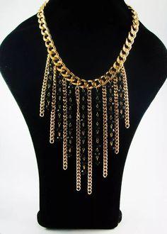 collar de moda, collar para mujer, bisuteria fina