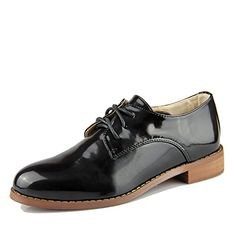 Women's Oxford Patent Faux Leather Dress Shoes (U5(35=225... https://www.amazon.com/dp/B01N0R5U33/ref=cm_sw_r_pi_dp_x_tkkRyb3EACKWZ