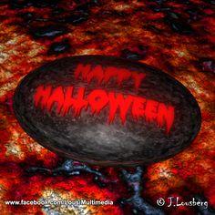 Fluchstein - Happy Halloween  #HappyHalloween #Halloween #Stone #Scary #TrickorTreat #Lousberg #Maya #3D