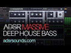 NI Massive: Thick Deep House Bass