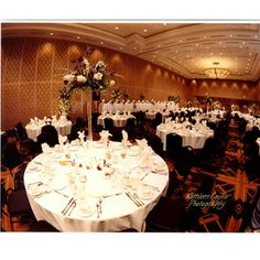 Wedding Reception At The Radisson Hotel Conference Center In Green Bay Wisconsin