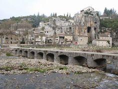 Labeaume (Ardèche),France.