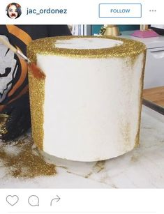 29 ideas cupcakes decoration gold edible glitter for 2019 Glitter Birthday Cake, 60th Birthday Cakes, Glitter Frosting, Glitter Cake, Fondant Cakes, Cupcake Cakes, Edible Gold Glitter, Sparkly Cake, Dummy Cake