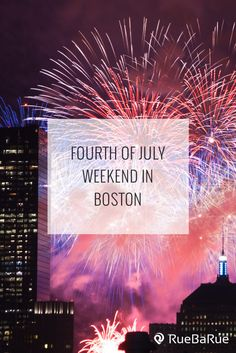 4th of july boston photos