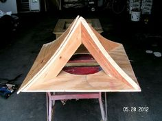 How To Build A Cupola Ideas For Camp Pinterest