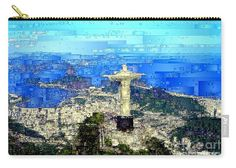 Carry-All Pouch - Cristo In Rio De Janeiro Brazil