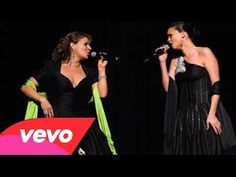 Jenni Rivera - Amor Eterno ft. Shaila Dúrcal (Live) - YouTube